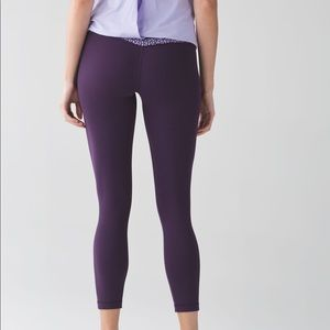 Lululemon Align Pants- First release size 12